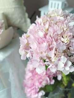 Bouquet of hydrangea medium size