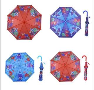 Instocks PJ Masks Umbrella
