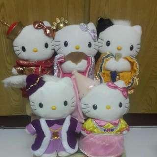 🚚 Hello Kitty娃娃