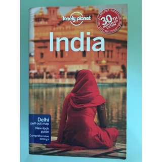 Lonely Planet - India Sep 2011 version
