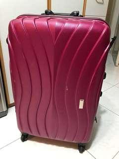 行李箱 luggage baggage 喼