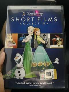 Disney Limited Edition short Film Collection