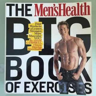 Men's Health Exercise Books