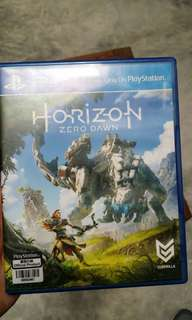 Horizon Zero Dawn -Reg All