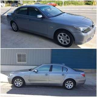 自售 Bmw520 2.2美車