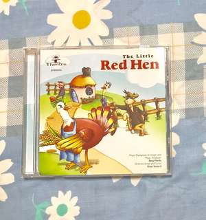 The Little Red Hen - By I Theatre