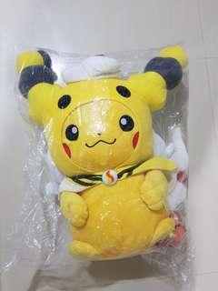 Pikachu Plush Toy (Mega)