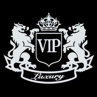 Luxury Crown VIP Car Decal