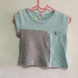 Girls Seed Top