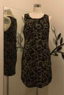 Dress - Cheetah style
