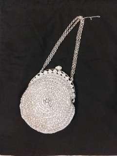 entra diamonds evening bag 高質鑽石晚裝袋