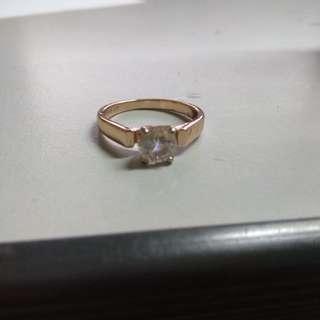 Cincin emas 585 18k