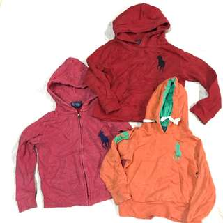 Polo Ralph Lauren Sweater Combo
