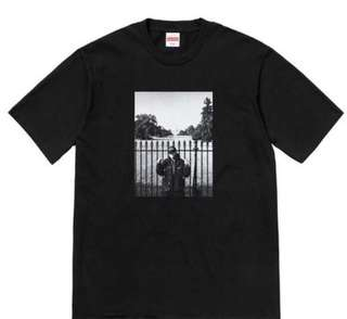 Supreme x Undercover White House Tee