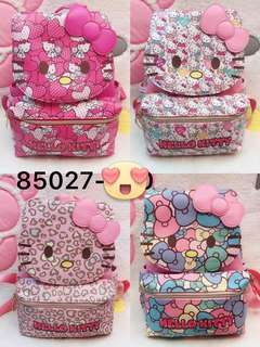 NEW! Hello Kitty Backpack