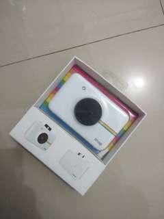 Polaroid Snap Instant Print digital camera with free 5films!!