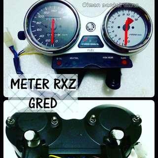 METER RXZ GRED BARU RM250