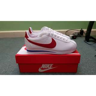 Nike Cortez Leather Forrest Gump Colorway
