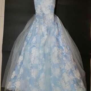 孕婦Evening dress