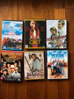 Russian movies
