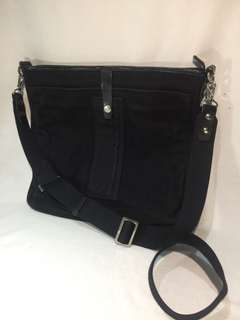 Authentic Porter Sling Cross Body Bag
