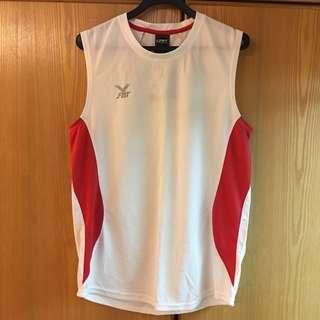FBT sportswear, woman's clothing, singlet, training