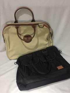 BUNDLE! Authentic Giordano and Mastermind Travel/Laptop Bag