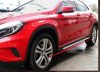 Mercedes GLA Side Step
