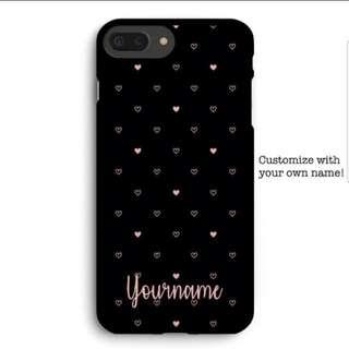 #71 Heart tumblr customizable phone cover