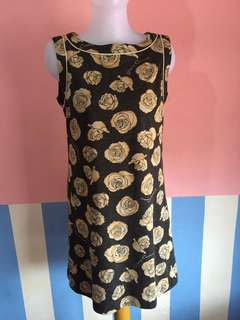 Pakaian dress MARY QUANT LONDON