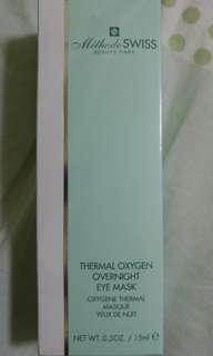 Methode Swiss thermal oxygen overnight eye mask