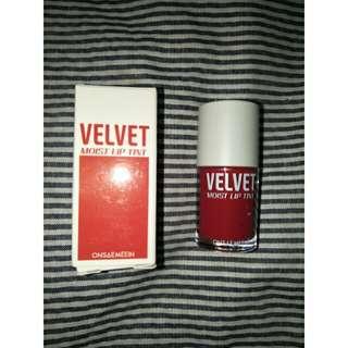 Velvet moist lip tnit