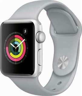Apple Wacth Series 3 42mm Nike Silver Kredit Cepat Tanpa CC