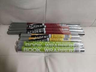 Book cover / book wrapper