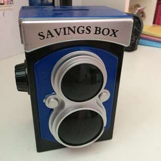 Saving Box