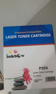 Printer ink (Inkbow P255 cartridge)