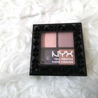 SALE! NYX Eyeshadow Full Throttle BARU!