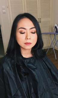 Make Up Service by Certified SUB professional MUA