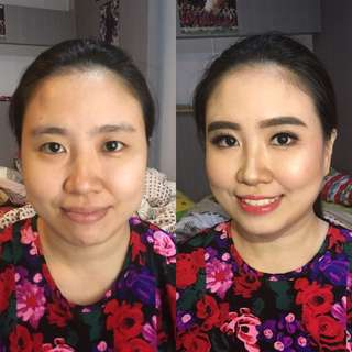 Make Up service by certified MUA