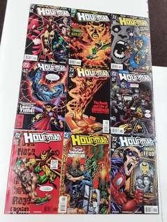 Hourman (1999) Complete Comics Set
