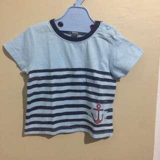 Poney Shirt 12-18M