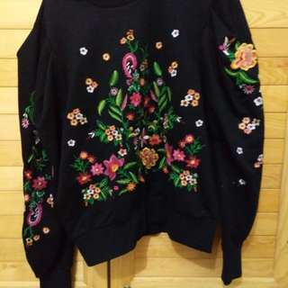 Sweater zara look a like
