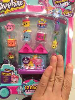 Brandnew shopkins season 8