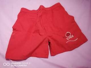 Smart reader short pants #uniform