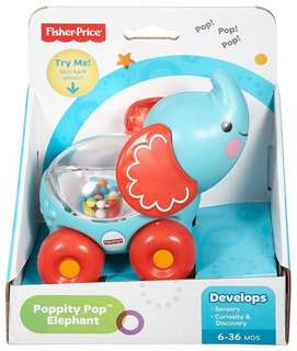 Fisher Price Poppity Pop Elephant
