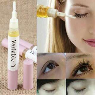 Variable eyelash grower