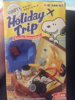 Snoopy Holiday Trip