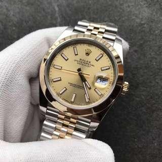 Rolex勞力士恆動日誌126303  3235機芯 41mm N廠現貨