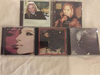5 Barbra Streisand hard to find CDs