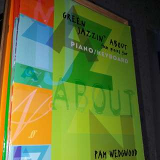 Green Jazzin' About ( grades 4-5)